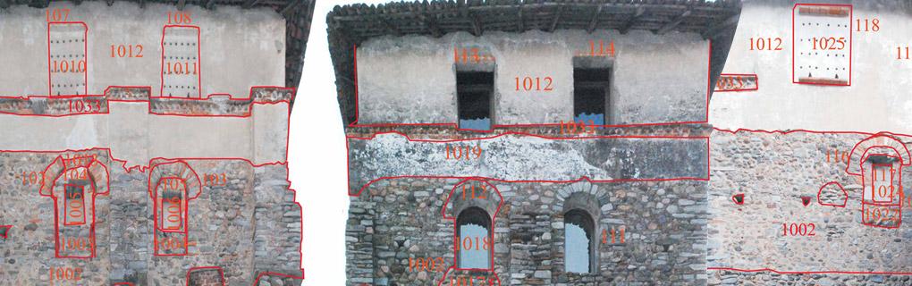Le ricerche degli ultimi anni, dalle analisi stratigrafiche murarie degli edifici del castrum e di Torba, alle analisi sui metalli, sugli scheletri, sulla ceramica, il vetro e la pietra ollare