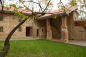 L'interno del convento di San Giovanni