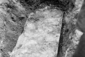Lastra sepolcrale della tomba 23
