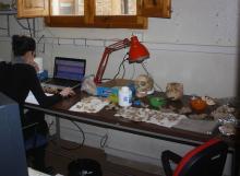 Laboratorio di Bioarcheologia