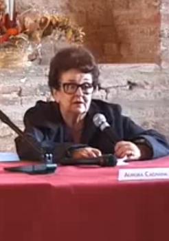 Graziella Berti al IV Congresso Nazionale di Archeologia Medievale