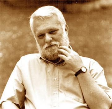Lo scrittore Marco Salvador