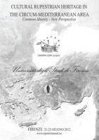 Convegno Internazionale Cultural Rupestrian Heritage in the Circum Mediterrean Area