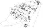 il modello tridimensionale dello scavo di Santa Cristina in Caio