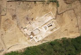 """Visita al sito archeologico di Santa Cristina per gli """"Amici di Buonconvento"""""""
