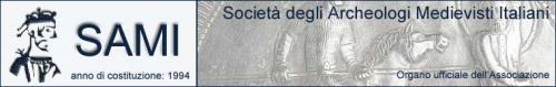 SAMI - Società Archeologi Medievisti Italiani