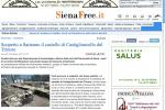 SienaFree.it  - On line newspaper about Siena and his province.