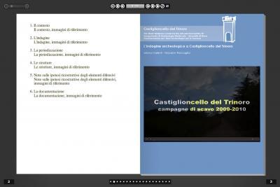 E-book L'indagine archeologica a Castiglioncello del Trinoro